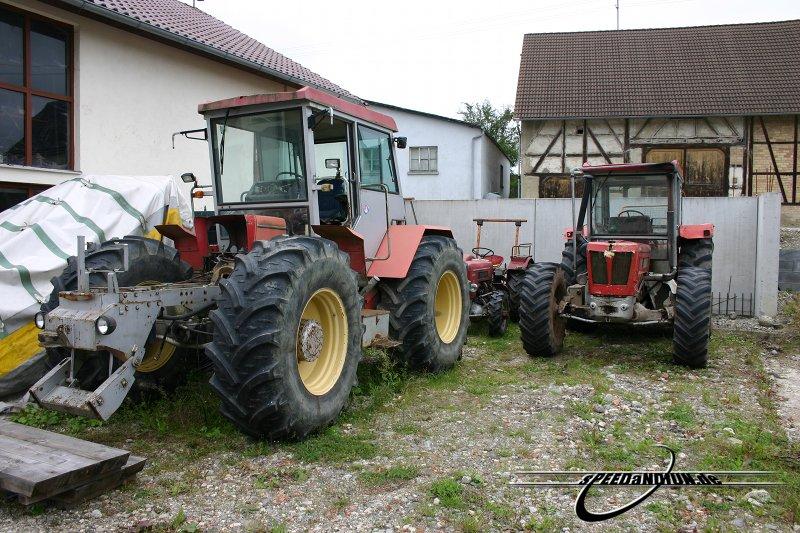 Schlüter traktor ersatzteile